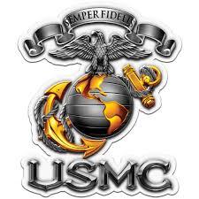 Bumper Window 3m Reflective Sticker Decal U S Marine Corps New Choose 2 4 6 Ebay