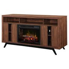 dimplex luna media console fireplace