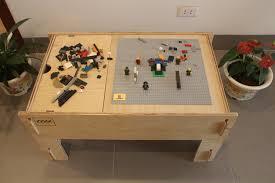 Bàn chơi Lego DC003