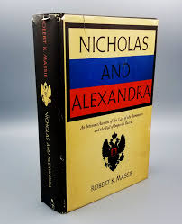 """BOOK REVIEW: """"NICHOLAS AND ALEXANDRA"""" BY ROBERT K. MASSIE - deer god  productions   recording   mixing   engineering   filming   video editing    live sound"""