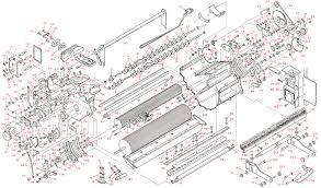 Edward Tufte - explosion isometric mechanical | westfirstyear | Flickr
