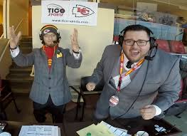 Nebraska football doing Spanish radio ...