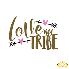 Love My Tribe Decal Dash Of Flair