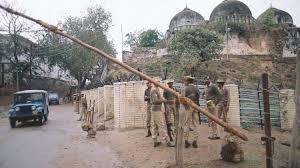 ராமர் கோவில் அடிக்கல் நாட்டுவிழா: அயோத்தி உச்ச கட்ட பாதுகாப்பு
