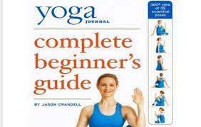 yoga journal plete beginner s