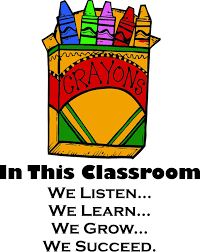 Amazon Com In This Classroom Quote Quotes Box Of Crayons Design School Wall Decals For Classroom Decoration And Design Decals On Walls Creative Stickers Sticker Back To School Ideas Teachers Size 25x15