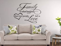Amazon Com Family Wall Decal Family Wall Decor Heart Decor House Warming Present Welcome Decal Couples Decor Welcome Decor Home Kitchen