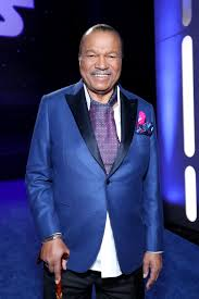 Billy Dee Williams at the Star Wars: The Rise of Skywalker ...
