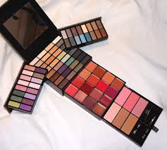 glam and go portable makeup palettes