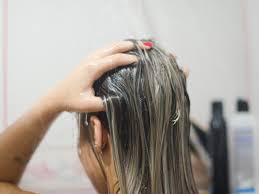 how to use a hair mask a step by step