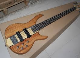 China Replica of 5 Strings Ken Smith Bass Screwed Bolt-on Type ...