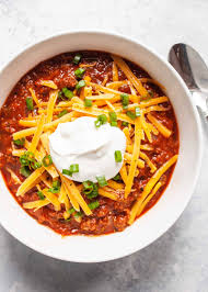 easy no bean chili recipe