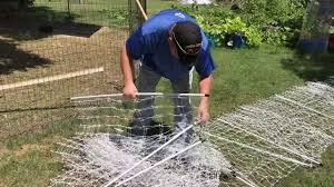 We Got Our Premier One Poultry Fence Let See How This Goes Youtube