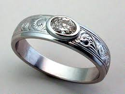 custom enement ring maker
