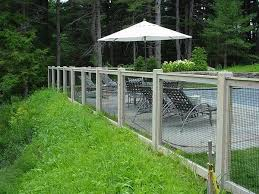 New England Woodworkers Custom Fence Company For Picket Fences Fence Around Pool Fence Design Diy Pool Fence