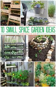 10 small space garden ideas and