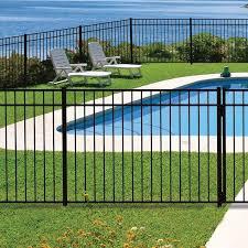 Aluminum Fence Panels Canada In 2020 Pool Fence Aluminum Pool Fence Fence Design