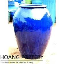 large ceramic flower pots extra large