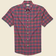 faherty brand pacific shirt rose
