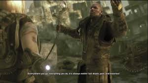 Gears of War 3: All lines from Ice-T ...