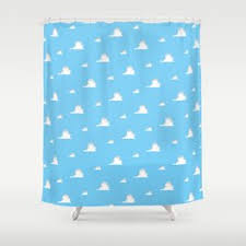 Toy Story Shower Curtains For Any Bathroom Decor Society6