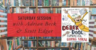 Saturday Session: Adrian Beck & Scott Edgar on AllEvents.in | Online Events