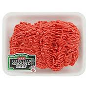 h e b ground beef extra lean value pack
