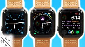 Apple Watch: 3 Watch Faces You NEED To Use! - YouTube