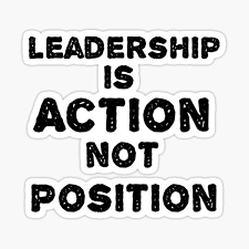 Leadership Stickers Redbubble