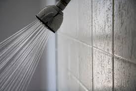 repair water damaged tile shower walls