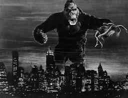 King Kong Made To Measure Wall Mural Photowall