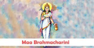 நவராத்திரி இரண்டாம் நாள்:  தேவி பிரம்மசாரிணி!