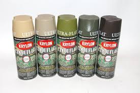 multi cam type camouflage paint job