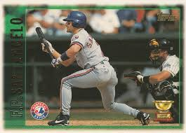 Highly Subjective and Completely Arbitrary: 1996 Topps All-Star Rookie  Outfielder F.P. Santangelo