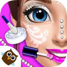 princess gloria makeup salon game