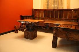 l shaped daybed bench