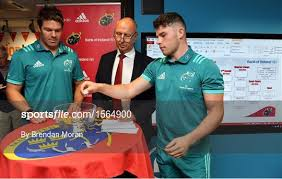 Munster Rugby squad training and press conference ... - Sportsfile