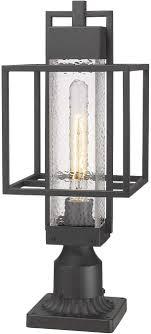 osimir outdoor post light fixture 1