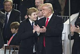 Barron Trump, Donald Trump's Youngest Son