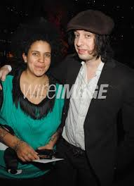Kimya Dawson and Adam Greene at the after party for the premiere of... |  WireImage | 78270985