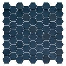 deep navy fabric mix mosaics garden