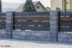 Modular Fence System Roma Classic Concrete Fences Producer Of Fences Posts Blocks And Hollow Bricks Joniec
