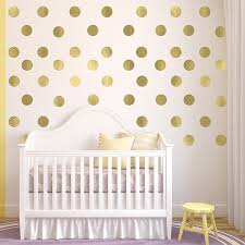 Polka Dots Vinyl Wall Art Decal