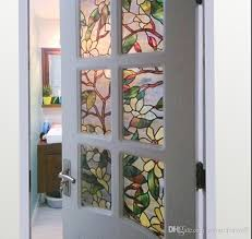 3d magnolia flower stained glass