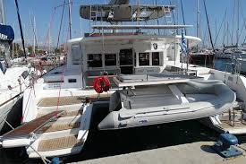 lagoon 450f 6 cabins large catamaran