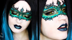 masquerade mask makeup tutorial you