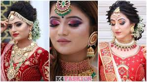 indian wedding makeup looks for brides