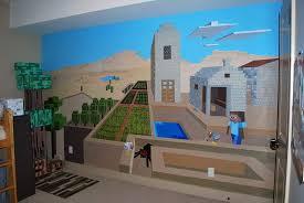 50 Minecraft Wallpaper For Bedroom Walls On Wallpapersafari