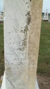 Priscilla Stewart Boltzell (1808-1886) - Find A Grave Memorial