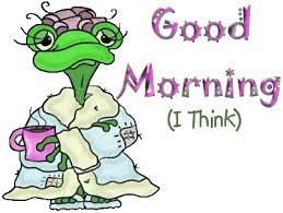 funny good morning png images clipart